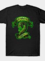 Slytherin Motto T-Shirt