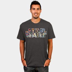 Star Wars Character Logo