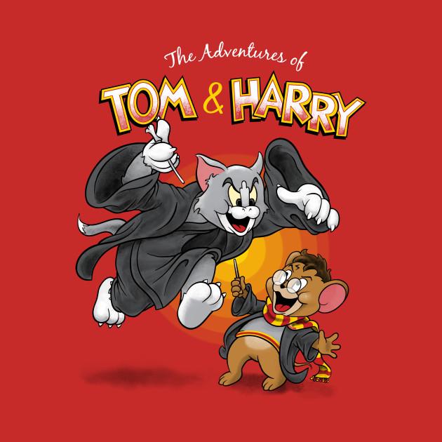 The Adventures of Tom & Harry