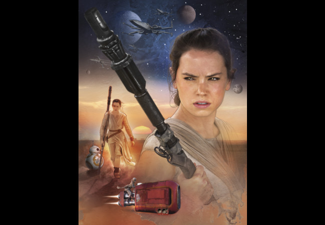 The Rise of Rey