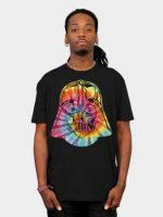 Tie-Dye Darth Vader T-Shirt