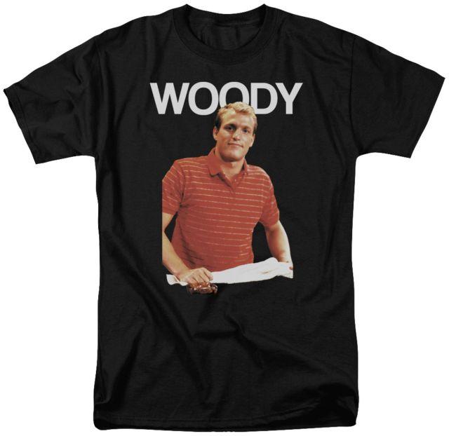 Woody Cheers
