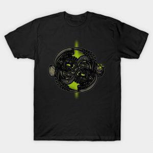 Xenomorphing Story T-Shirt