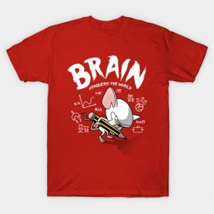 Brain Conquers The World!
