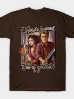 Firefly: How's Business? None of Yours T-Shirt