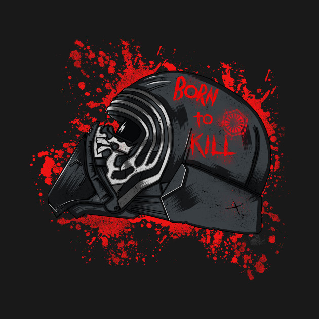 full metal kylo star wars kylo ren t shirt the shirt list