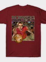 Lebowski - I'm Throwing Rocks Tonight T-Shirt