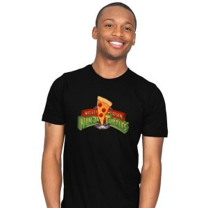Mighty Morphin Ninja Turtles T-Shirt