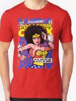 Post-Punk Super Friends - Wonder T-Shirt
