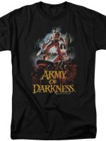 Poster Army of Darkness T-Shirt