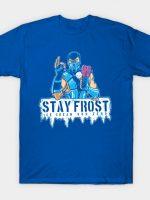Stay Frost Subzero Ice Cream T-Shirt