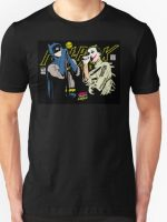 The Post-Punk Face-Off T-Shirt
