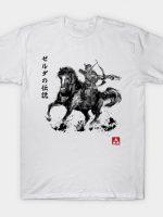 Wild Hunter sumi-e T-Shirt
