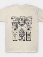 3 Golden Goddesses Approve T-Shirt