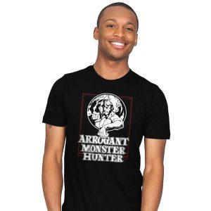 Arrogant Monster Hunter