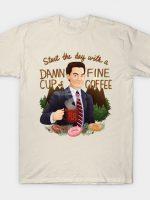 Damn Fine Cup of Coffee T-Shirt