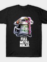 Full Metal Ninja Villain T-Shirt
