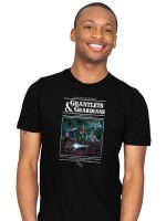 Gauntlets and Guardians T-Shirt
