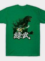 Green Warrior T-Shirt