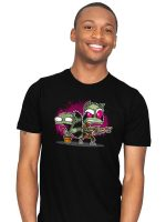 INVADERS OF THE GALAXY PART 1 T-Shirt