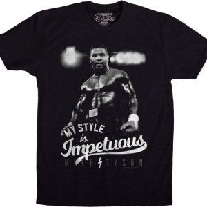 Impetuous Mike Tyson