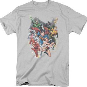 Ivan Reis Justice League