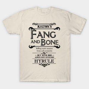 Kilton's Fang and Bone