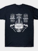 Master Sword Vintage Advertisement T-Shirt