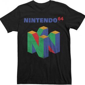 N64 Logo Nintendo