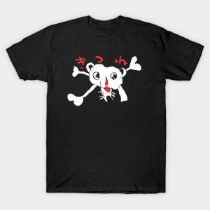 One Piece Artist Luffy Foxy Pirates Jolly Roger