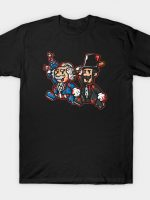 Paper Purge: American Icons T-Shirt