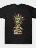 Paper Purge: Liberty T-Shirt