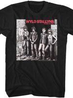 Rocket To Mars Wyld Stallyns T-Shirt