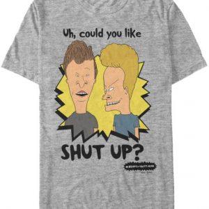 Shut Up Beavis and Butt-Head