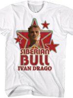 Siberian Bull Rocky T-Shirt