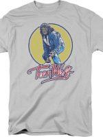 Van Surfing Teen Wolf T-Shirt