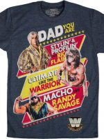 WWE Legends Father's Day T-Shirt