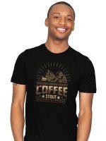 Damn Fine Coffee Stout T-Shirt