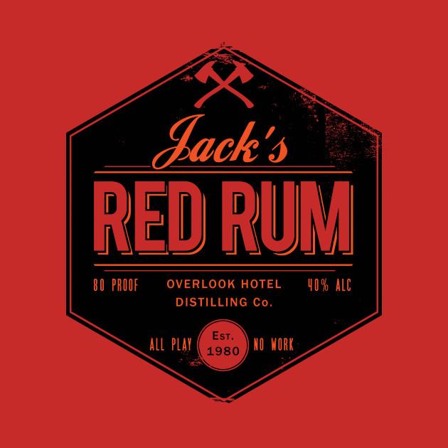 Jack's Red Rum