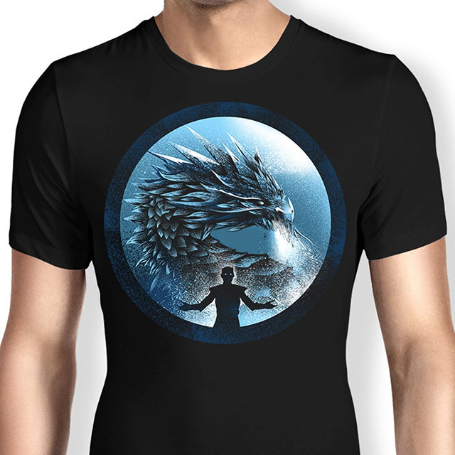 Night King Game Of Thrones T Shirt: Game Of Thrones T-Shirt
