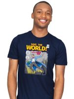 Save the World! T-Shirt