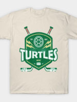 Turtles Hockey T-Shirt