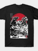 Attack on Japanese Temple T-Shirt