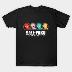 CALL of PAKU: GHOSTS