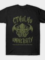 Cthulhu University T-Shirt