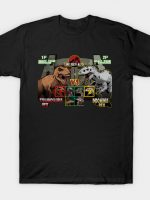 Dino Death Match T-Shirt