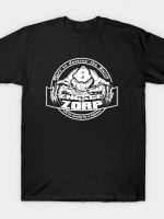 Engage With Zorp (White) T-Shirt