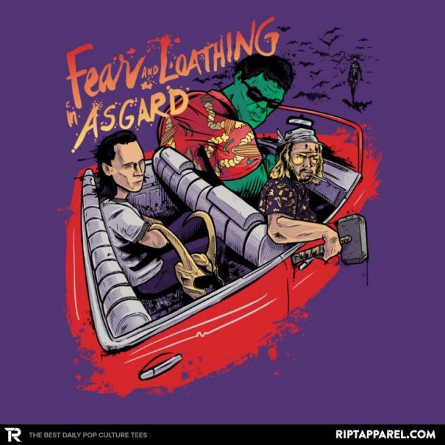 Fear and Loathing in Asgard