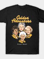 Golden Adventure T-Shirt