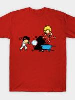 Part Time Job - Rock Construction T-Shirt
